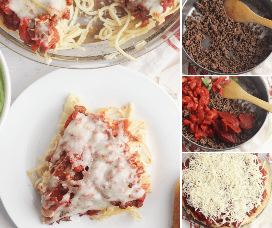 best ever baked spaghetti recipe