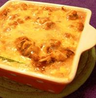 Zucchini and Turkey Lasagna