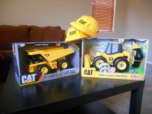 CAT Preschool Toys Review