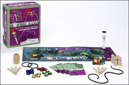 Morphology Game Pieces