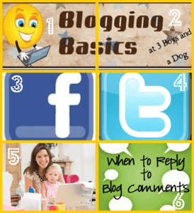 Pinterest Linky and Blogging Tips