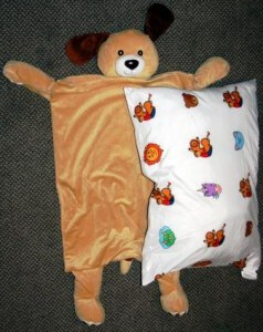 GIVEAWAY: Cuddle Covers Animal Pillow