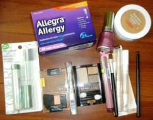 Spring Beauty: What Is In Your Make Up Bag? #ClearBeauty #CBias