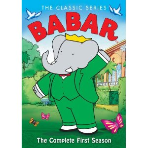 Giveaway: New Babar – The Complete First Season on DVD