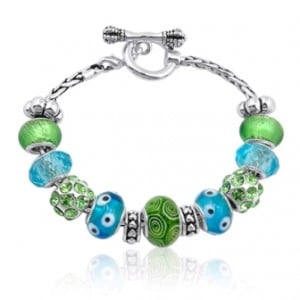 GIVEAWAY: DaVinci Beads and Toggle Bracelet