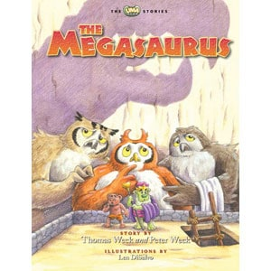 REVIEW: Megasaurus and The Cave Monster by Thomas Weck and Peter Weck