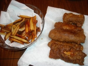 Guinness Battered Fish and Chips Recipe
