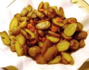 Pan Fried Potatoes and Carrots Recipe