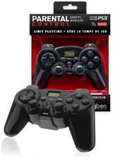 PlayStation®3 Parental Control