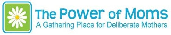 power of moms logo