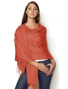 GIVEAWAY:  Azuri Reversible Pashmina Shawl (gift guide winner)