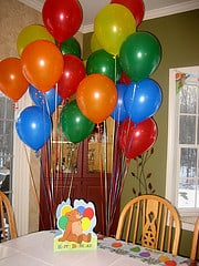 HOW TO: Arrange Kid's Parties on a Budget