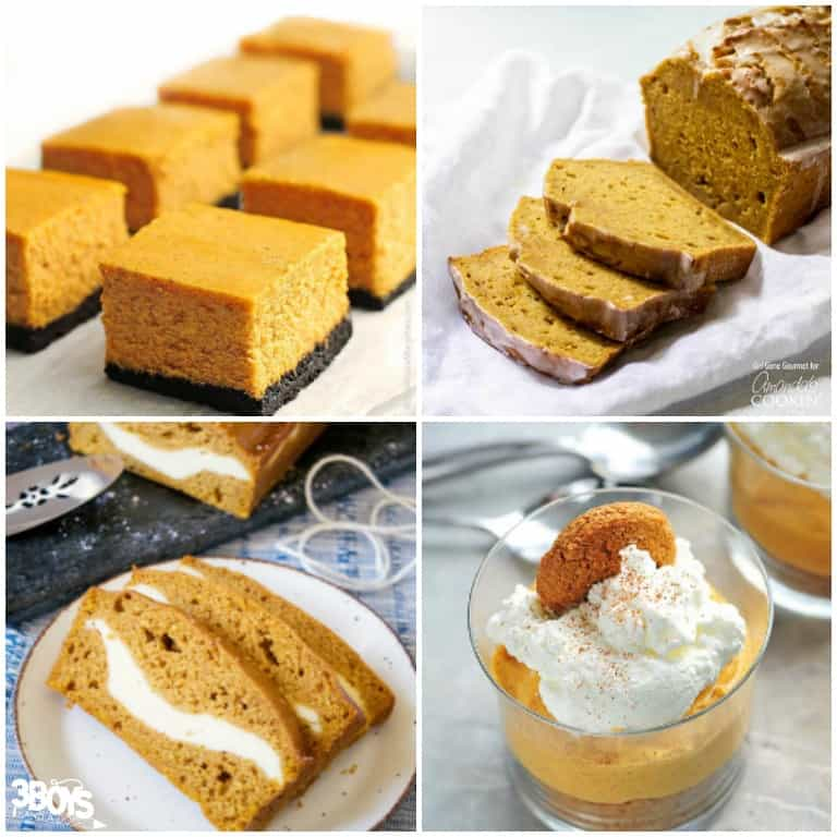 33 Yummy Pumpkin Recipes