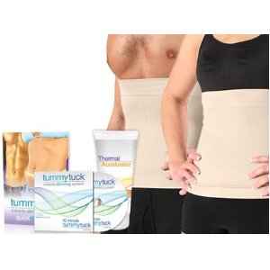 REVIEW:  Does the Tummy Tuck Belt Really Work?