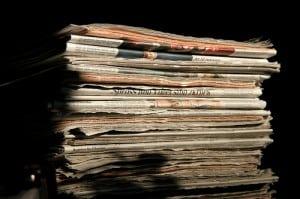 Homeschoolers! Clean Up Your Paper Clutter!