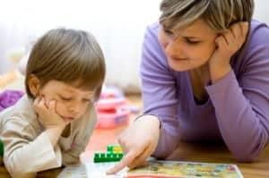 Child Development Activity #2: What Happened?