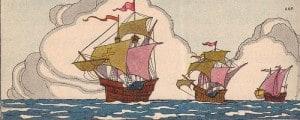 Menu Plan Monday: Columbus Day