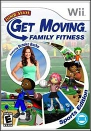 GIVEAWAY:  Jumpstart Get Moving with Brooke Burke