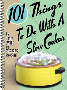 Review: 101 Things To Do With A Slow Cooker (Book Review)
