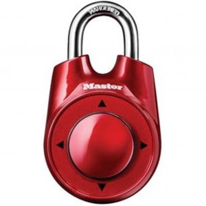 Giveaway: Master Lock Speed Dial Combination Lock (4 Winners!)