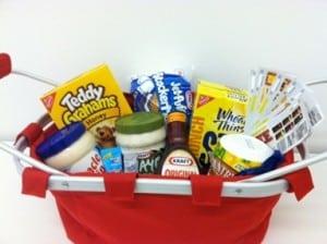 GIVEAWAY: Kraft Foods Picnic Basket #kraftfoods