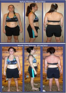 Weigh In Wednesday: Month One Check In and Month 2 Goals! #Cinchspiration