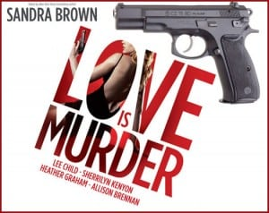 Blog Tour: Love is Murder, Romantic Suspense