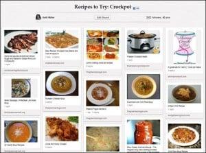 Pinterest Faves: Crockpot Cooking