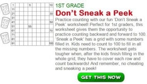 Free Worksheets and Activities for K- 8