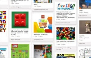 Pinterest Favorites: Educational Legos