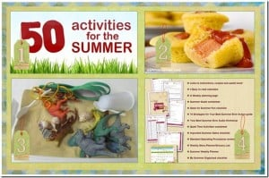 Summer Fun Pinterest Round Up