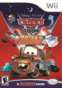 REVIEW: Cars Toon Mater's Tall Tales Wii Game