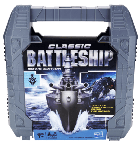GIVEAWAY: Classic Battleship Movie Edition #C2S12
