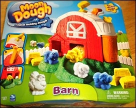 REVIEW:  Moon Dough Farm / Magic Barnyard