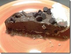 RECIPE: Super Simple Chocolate Pie