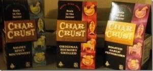 GIVEAWAY:  Char Crust Dry Rub Meat Seasonings ($27.00 Value)