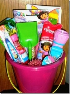 Healthy Easter Basket Fun #EasterSmiles #Cbias