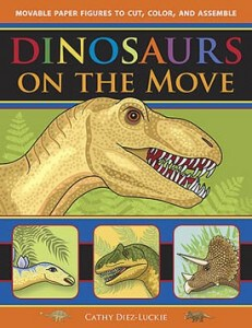 REVIEW: Figures In Motion Dinosaurs On The Move