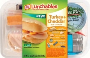 REVIEW:  Lunchables Goes Healthier This Fall