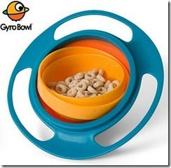 Giveaway: Gyro Bowl For Kids Snacks