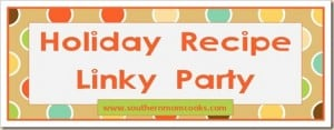 Holiday Recipe Link Up: Mardi Gras