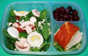 Lose Weight and Save Money:  Pack Your Lunch
