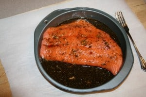 Fish For Dinner: Yummy Salmon Marinade