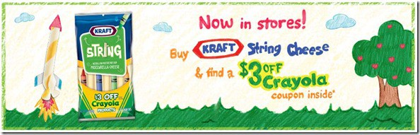 Kraft and Crayola