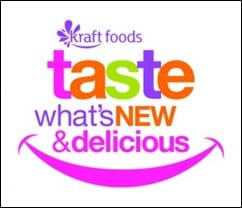 GIVEAWAY: Taste What's New and Delicious for Kraft Foods