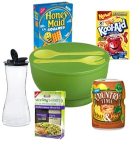 Giveaway: Kraft Summertime Salad Kit #KraftBackyardParty