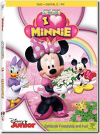 Disney's Mickey Mouse Clubhouse I Heart Minnie DVD Review