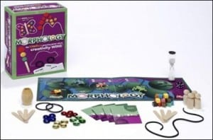 GIVEAWAY: Morphology Family Board Game ($30.00 value)