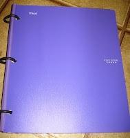 Ok, I already love my Notebinder from Mead!