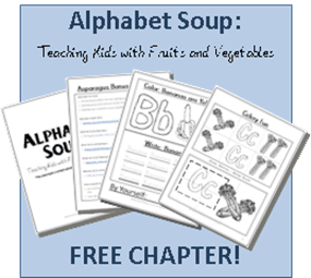 Alphabet Soup: #Free Chapter #homeschooling